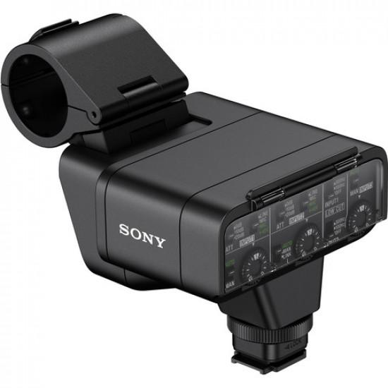 Sony XLR-K3M Kit adaptador XLR con micrófono Shotgun