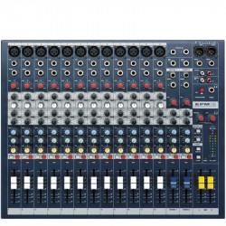 Soundcraft EPM-12 Consola de Audio de 12 Canales XLR + 2 Stereo