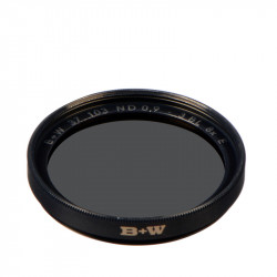 B+W 37mm ND 0.9 Schneider Optics Filtro 3 stops
