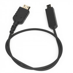 SmallHD Cable Micro HDMI a Mini HDMI compatible con Focus 30cm