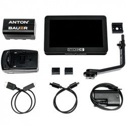 "SmallHD FOCUS Camera-Top Monitor 5"" Touchscreen Micro HDMI en kit"