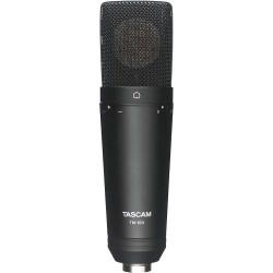 Tascam TM-180 Studio Condenser Microphone con Shockmount