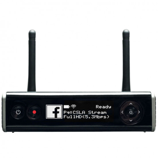 Teradek Vidiu GO Streaming de Video HD Live Wireless SDI y HDMI