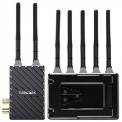 Teradek Bolt 4K LT 750 3G-SDI/HDMI UHD 4K Wireless Deluxe Kit