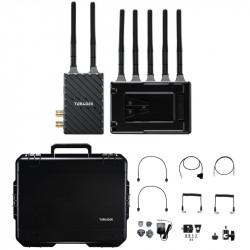 Teradek Bolt 4K LT 750 3G-SDI/HDMI UHD 4K Wireless Deluxe Kit