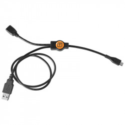 Tether tools USB Power Split Cable para Case Air