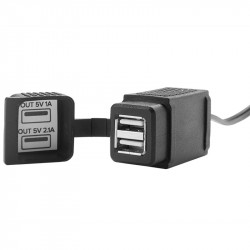 Tether Tools Cable Power Tap PT a USB (doble)