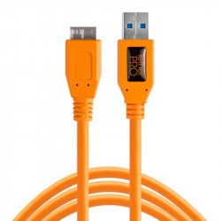 Tether tools CU5409 Cable USB 3.0 A Male a Micro-B  de 1.80mts