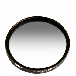 Tiffen Filtro ND 6 Graduado Neutral Density 49mm 2 Stops