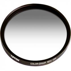 Tiffen Filtro ND 6 Graduado Neutral Density 82mm 2 Stops