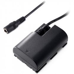 Tilta LP-E6 Dummy bateria para sistema G2 Tiltamax