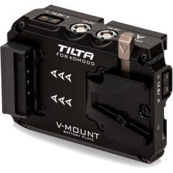 Tilta TA-T08-BPV-B  Plate de energia Vmount para RED Komodo