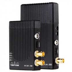Teradek Bolt 500 3G-SDI/HDMI Set de Transmisor/Receptor de Video HD 150metros