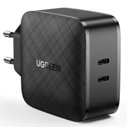 Ugreen Dual Power 66W con dos salidas USB-C