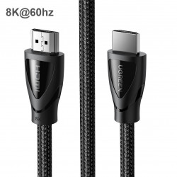 Ugreen 80401 Cable 8K@ 60Hz HDMI 2.1 macho a HDMI 1 metro 48Gbps