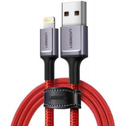 Ugreen MFI Cable Lightning para iPhone y iPad 1Mt