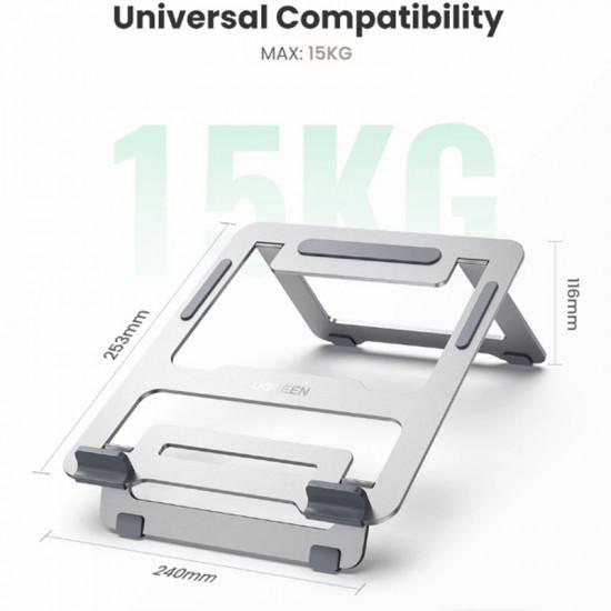 Ugreen 80702 Soporte elevador de aluminio para portátil o switcher
