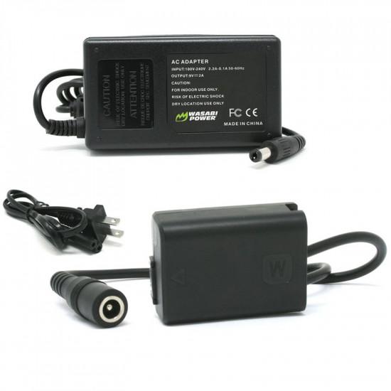 Wasabi ACK-FW50 Adaptador AC para Sony A7s / Sony NP FW50