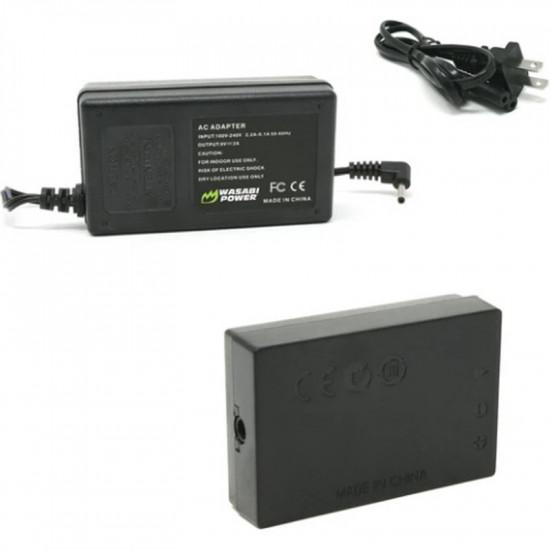 Wasabi ACK-LPE12-A  Adaptador AC para LP-E12 (dummy)