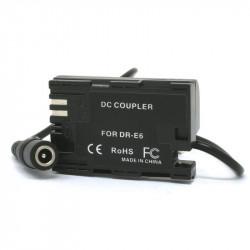 Wasabi ACK-BLF19 Adaptador AC para Panasonic BLF19 (dummy)