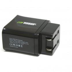 Wasabi Dual Power con salida USB 3.1A USA