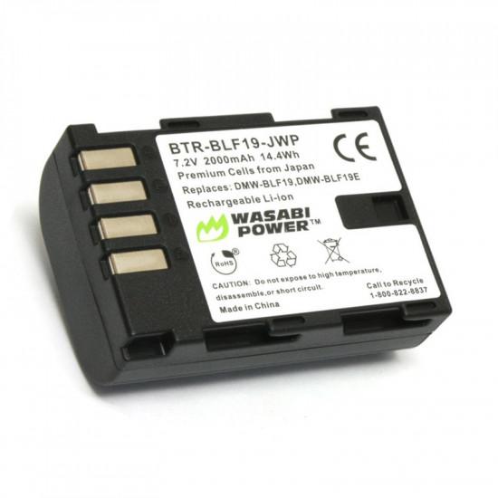 Wasabi BLF-19 Bateria para BLF-19 Panasonic