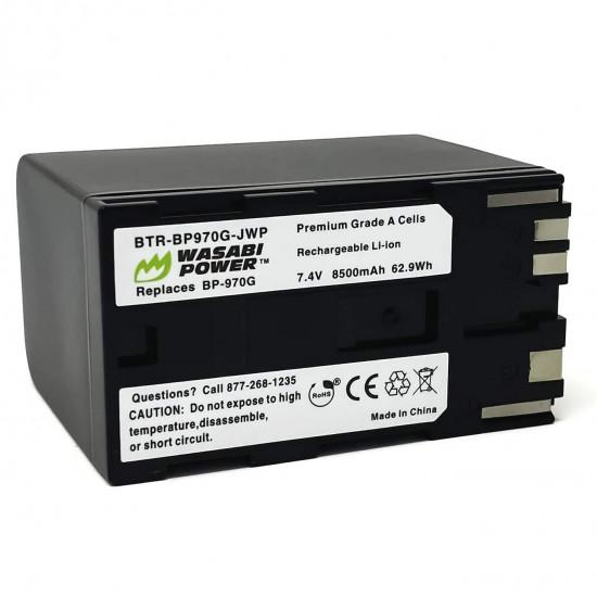 Wasabi BP970G Batería Serie BP Canon compatible KOMODO