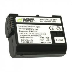 Wasabi Batería EN-EL15 para Nikon DSLR Camera