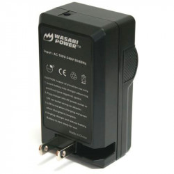 Wasabi Kit F750 2 Baterías serie Sony L y cargador AC