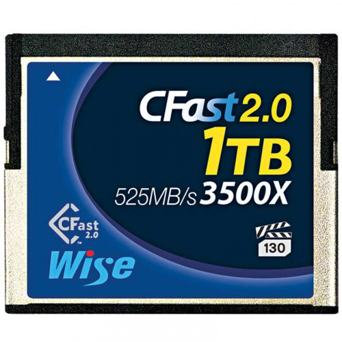 Wise CFA -10240 Tarjeta CFast 2.0 de 1TB