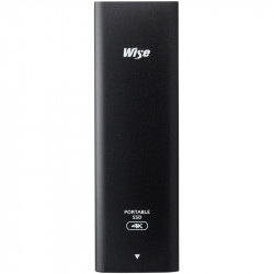 Wise PTS-512 Portable & Cinema USB 3.1 Gen 2 SSD 512GB