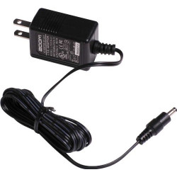 Zoom AC Adapter de corriente para Grabador Audio H4n R24 y R16