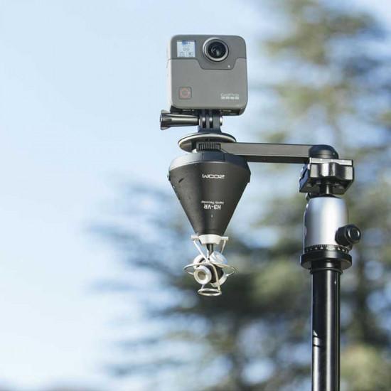 Zoom H3VR Grabador de Audio de Realidad Virtual