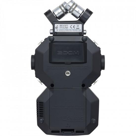 Zoom H8 Grabador Audio portátil 8 entradas / 12 pistas