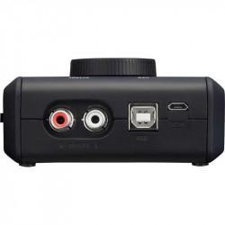 Zoom U22 interfaz de grabación y rendimiento móvil USB
