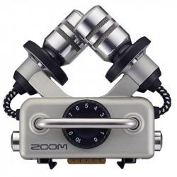 Zoom XYH-5 Cápsula de micrófono estéreo con soporte antivibración