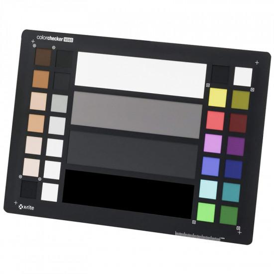 X-Rite ColorChecker Video - Black Carta de Calibración