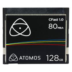 Atomos ATOMCFT128 Tarjeta CFast 1.0 de 128Gb para Ninja Star
