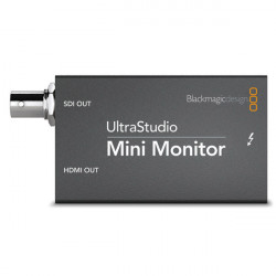 Blackmagic Design UltraStudio Mini Monitor - Thunderbolt