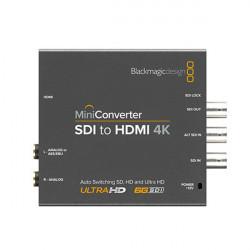 Blackmagic Design Mini Convertidor de 6G-SDI a HDMI 4K