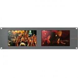 """Blackmagic Design Smartview Monitor Duo 2 con dos pantallas de 8"""""""