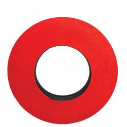 Blue Star 20142 Round Small de Microfibra Eyecushion Rojo