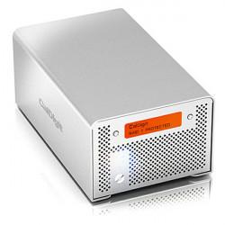 CalDigit VR-2B-2000 Disco Duro de respaldo VR 2TB Raid de 2 discos con mirror