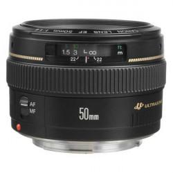 Canon Lente 50mm 1.4 Standard EF 50mm f/1.4 USM