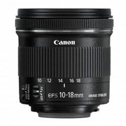 Canon EF-S 10-18mm f/4.5-5.6 IS STM (stepper motor)