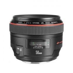 Canon Lente EF 50mm f/1.2L USM