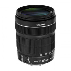 Canon Lente  EF-S 18-135mm f/ 3.5-5.6 IS STM