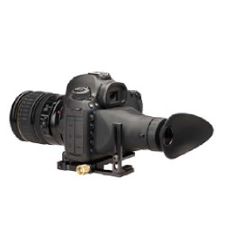 "Hoodman HCFC Kit de Lupa para cámaras DSLR con LCD 3.2"""