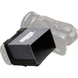 Hoodman HD350 Protector de luz monitor LCD Hi-Def 16x9