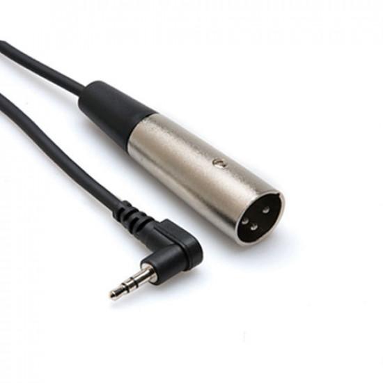Hosa XVM-115M Cable XLR macho a estéreo mini plug de 4.57mts